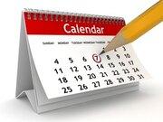 Calendario Progetti