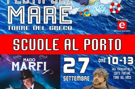 """Visita d'istruzione """"Festa del Mare"""" – 27/9/21 – plesso """"Mons.M.Sasso"""""""