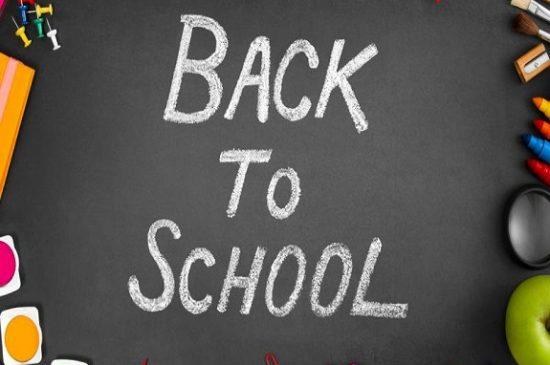 Back to school 2021/22 – sito tematico informativo